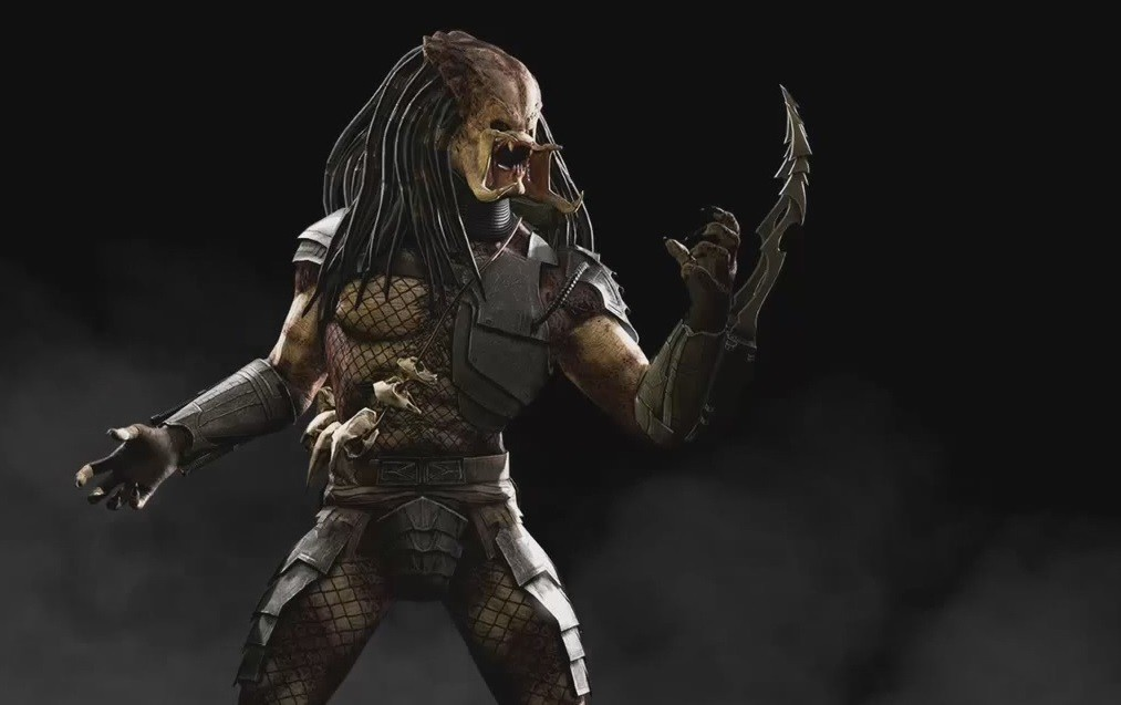 Mortal Kombat X Predator En Action Next Stage