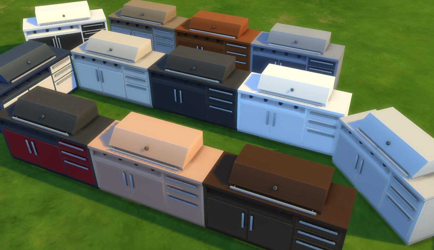 Sims 4 Ambiance Patio Meubles 29 Next Stage