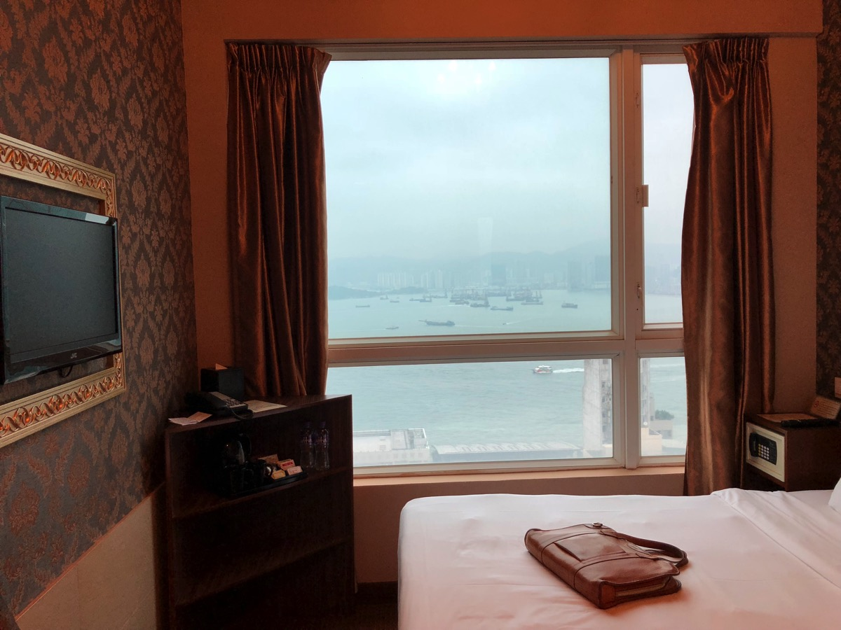 Best Western Harbor View Sai Ying Pun