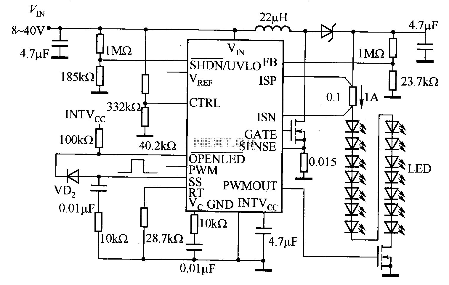 Parallel Circuit Diagram