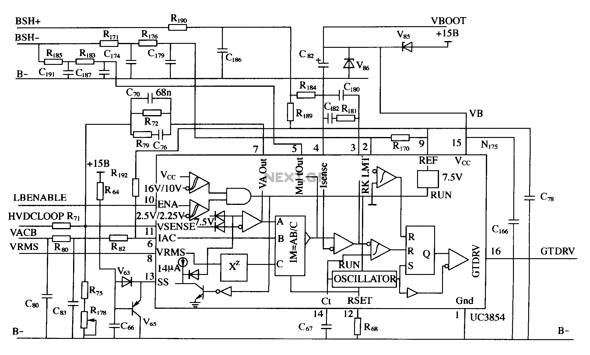 Power Control Circuit Page 2 Automation Circuits Next