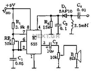 audio oscillator Page 2 : Audio Circuits :: Nextgr