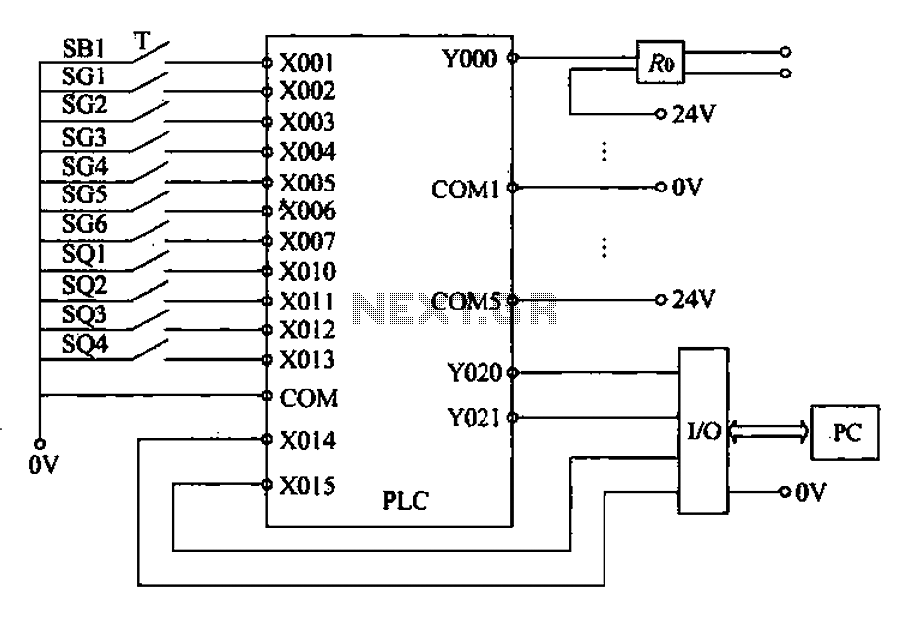 External wiring diagram of PLC lincoln 400as wiring diagram lincoln automotive wiring diagrams  at bayanpartner.co