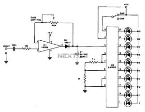 led circuit Page 2 : Light Laser LED Circuits :: Nextgr