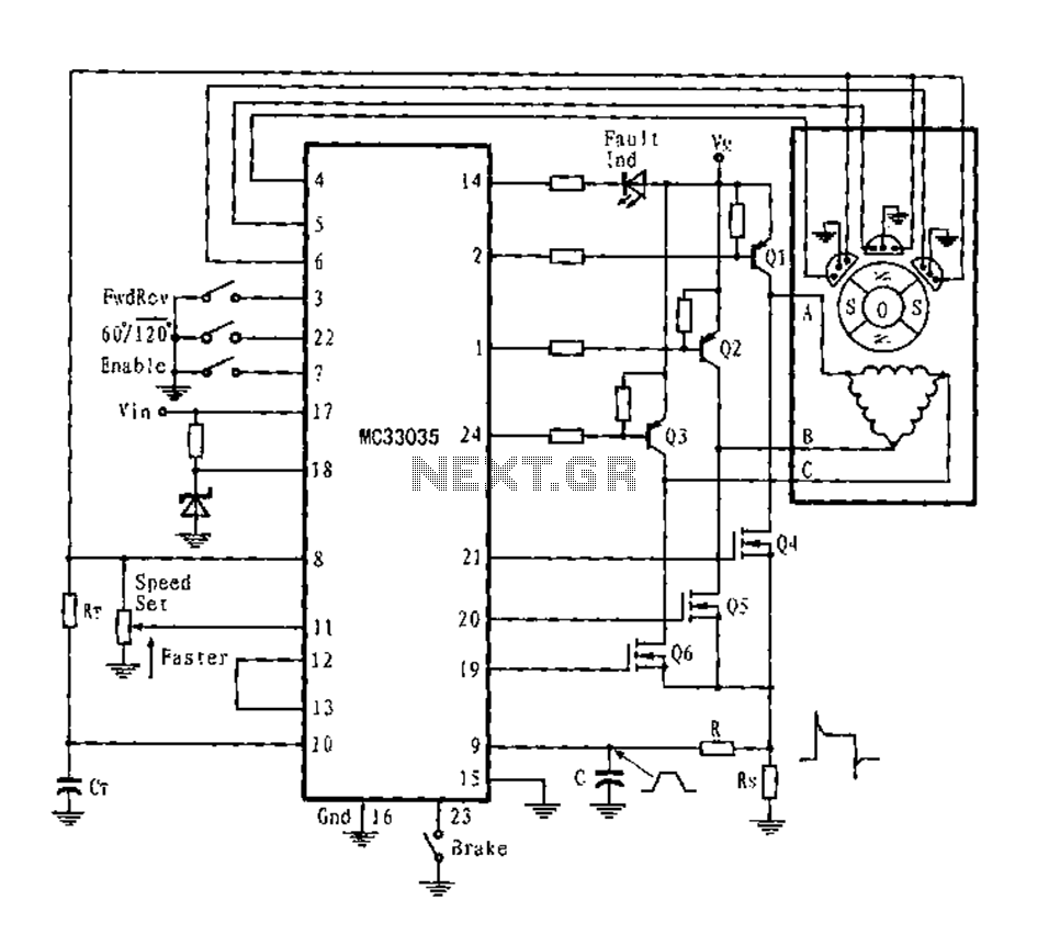 Stepper Motor Controller Circuit Diagram Pdf Relay Page 3 Automation Circuits Nextgr Next Gr