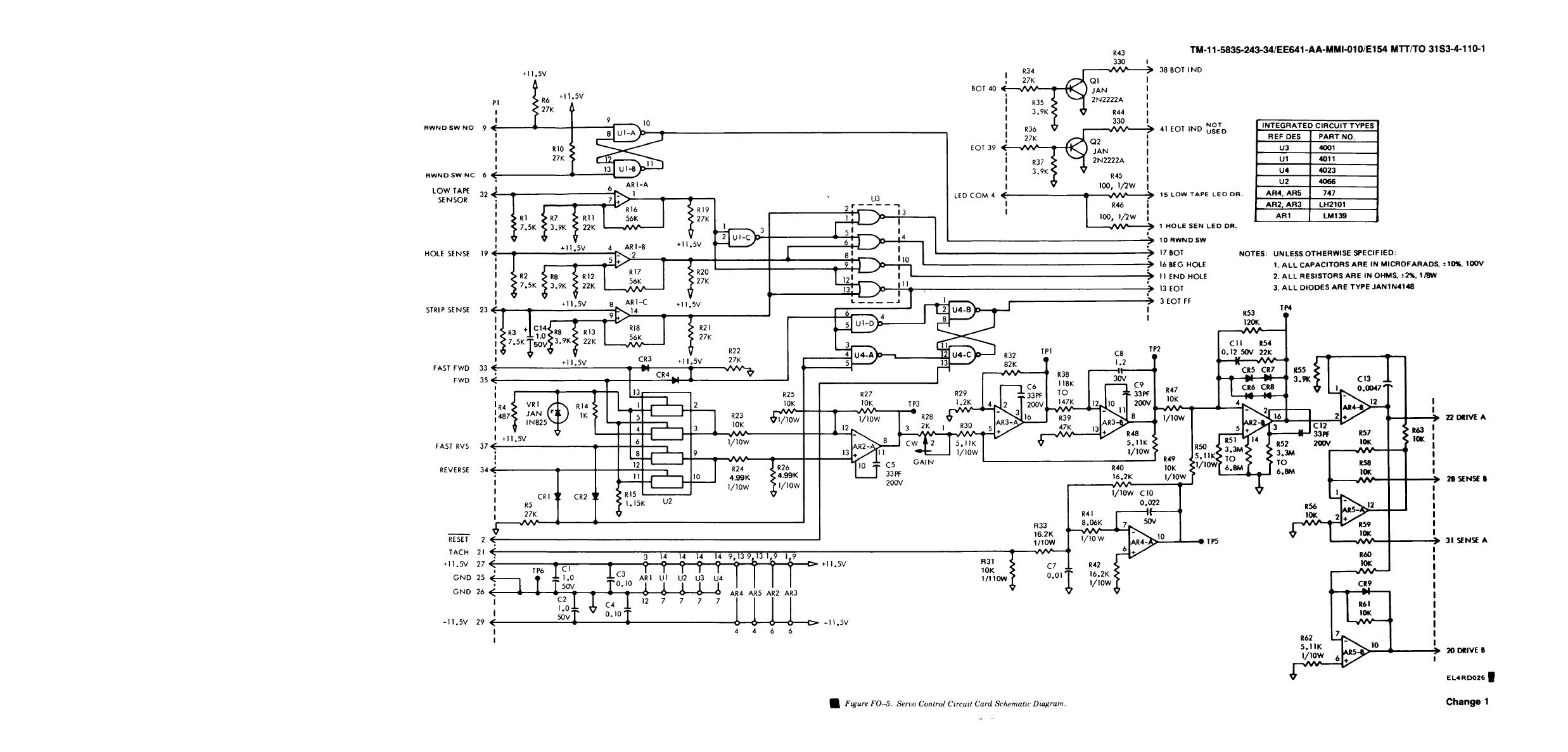 H Bridge Motor Driver Circuits