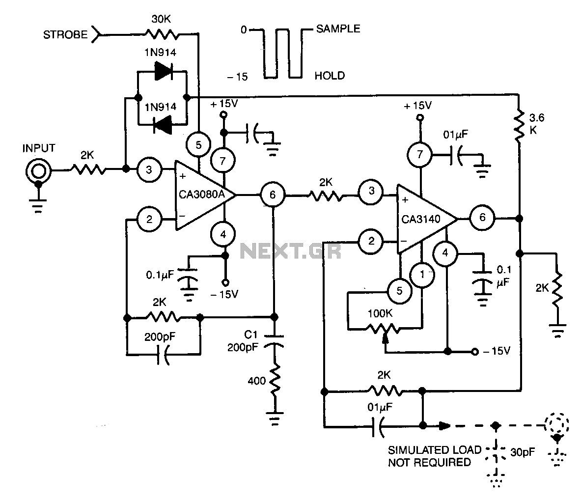 Meter Counter Circuit Page 4 Next