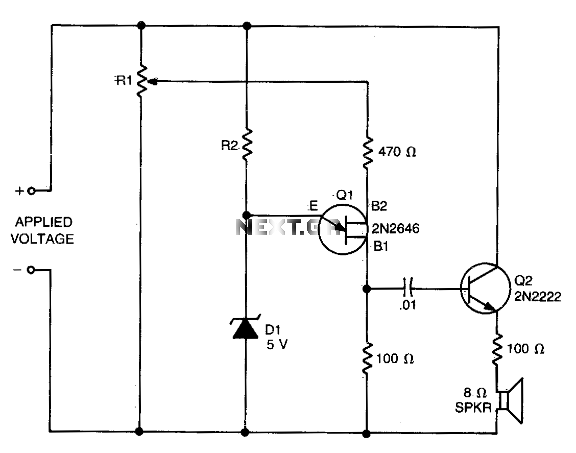 Edge Detector Schematic