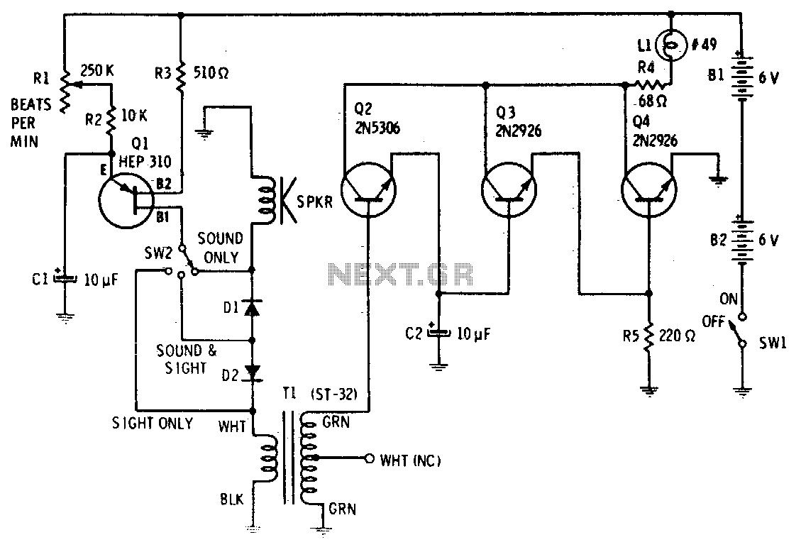Gt Audio Gt Musical Circuits Gt Stylus Organ L