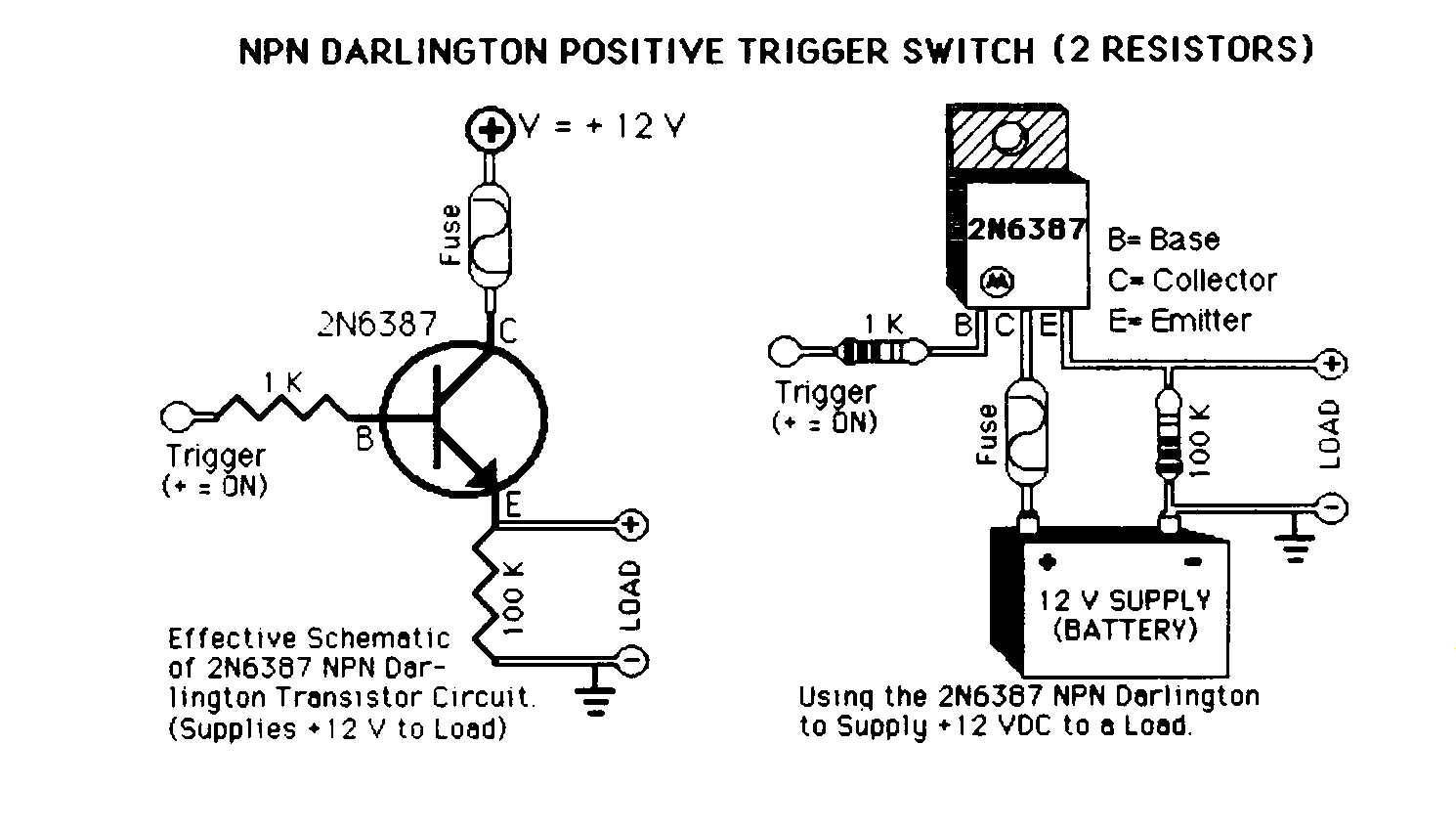 Switch 5 Prong Relay Wiring Diagram