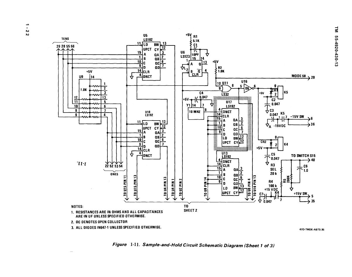Clock Radio With Alarm Schematic
