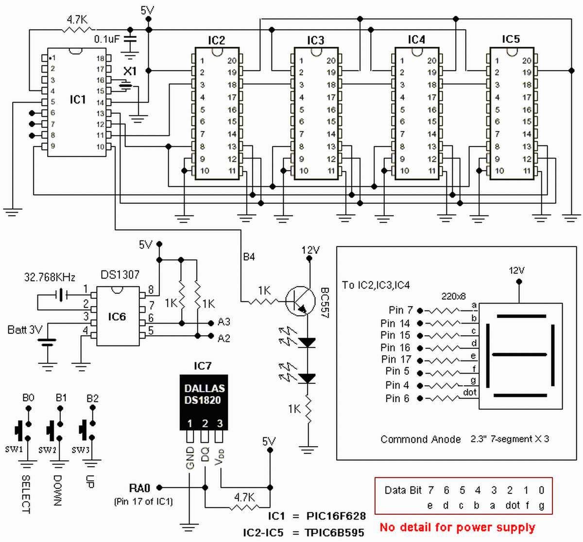 Clock Circuit Page 5 Meter Counter Circuits Next