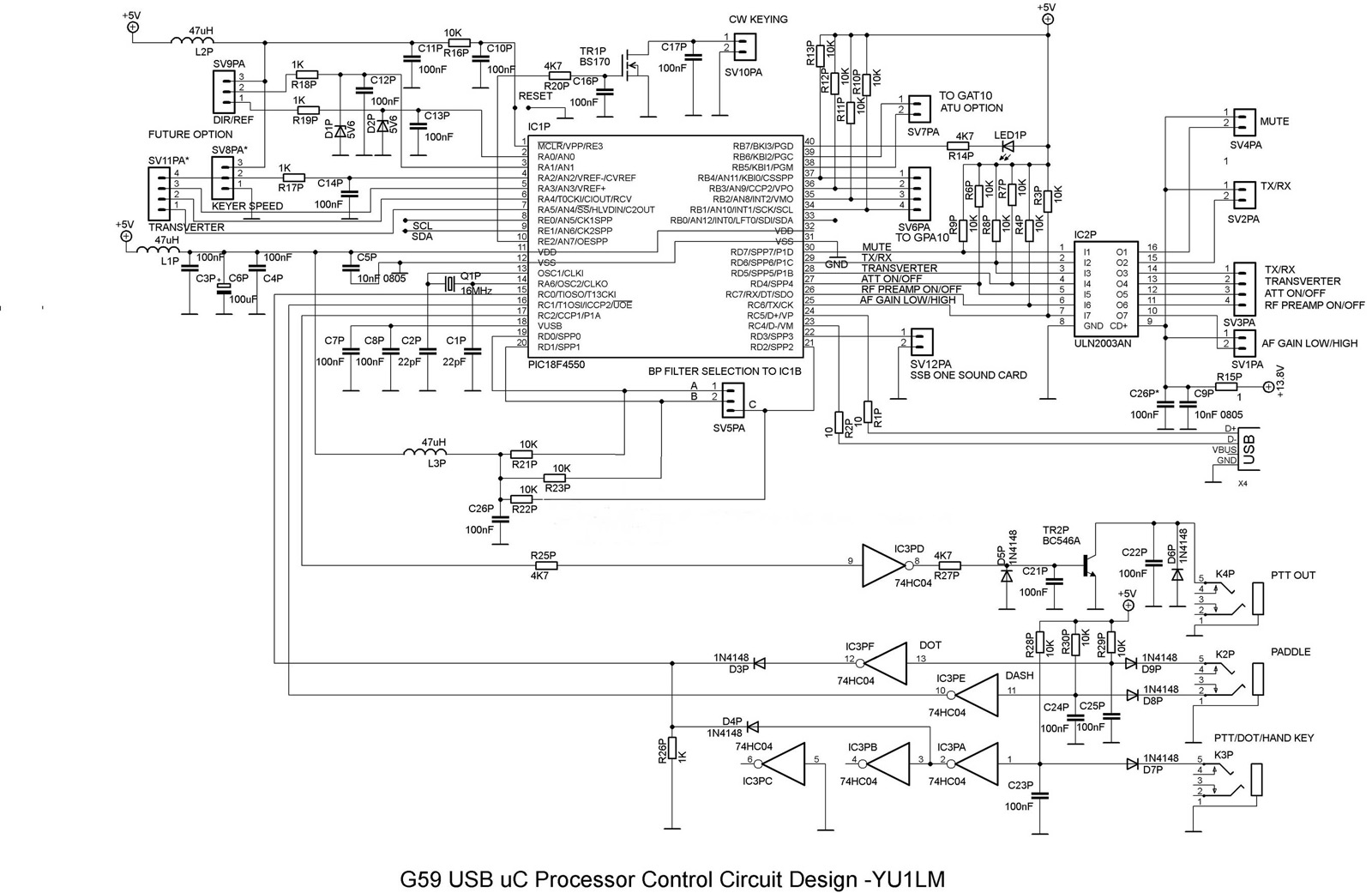 Gt Circuits Gt Genesis G59 Software Defined Radio