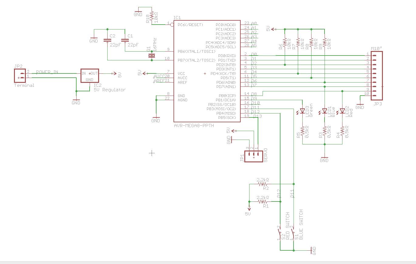 Arduino Circuit Page 6 Microcontroller Circuits Next
