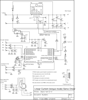 dspic servo under Repositorycircuits 29794 : Nextgr
