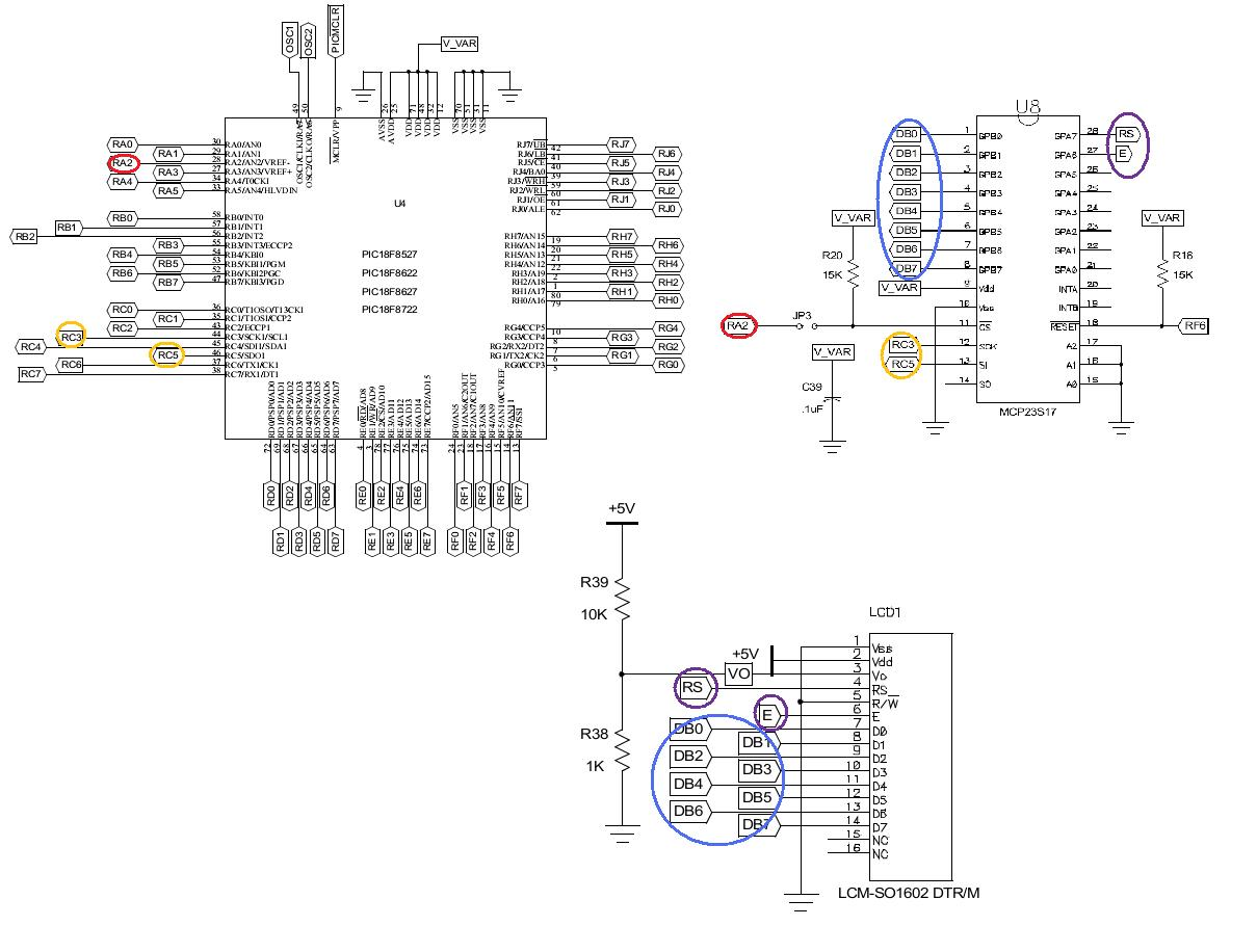 Pic Microcontroller Circuit Page 2 Microcontroller