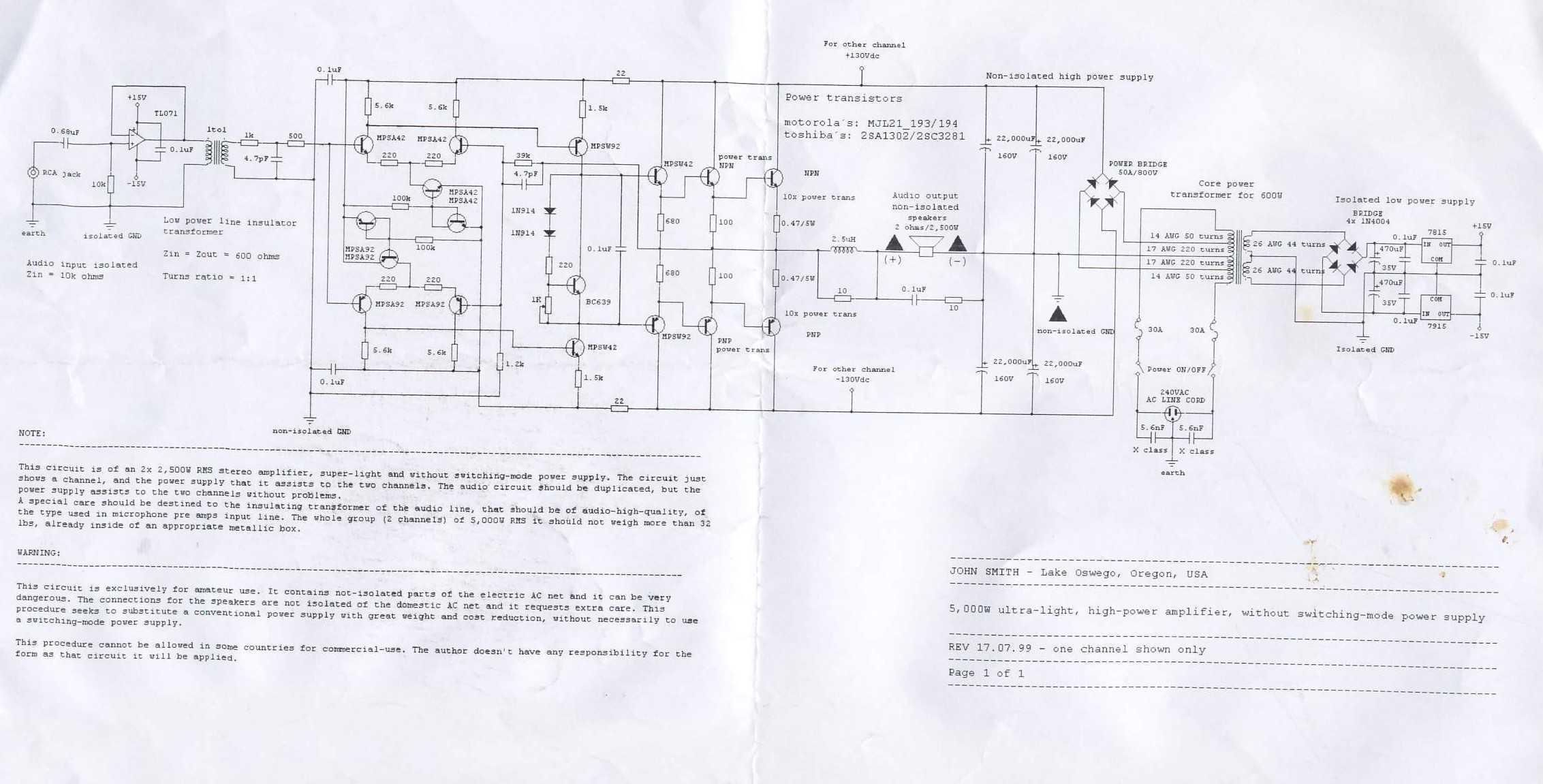 Gt Audio Gt Amplifiers Gt 2w Audio Power Amplifier Lm380