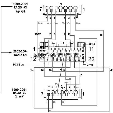 chevy silverado trailer wiring diagram the wiring 2001 chevy silverado wiring schematic wire diagram