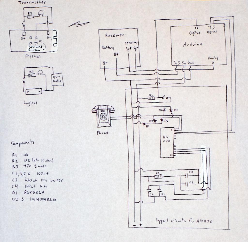 Home Doorbell Wiring