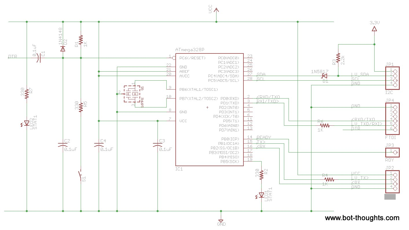 Gt Circuits Gt Avc Serial To I2c Bridge L