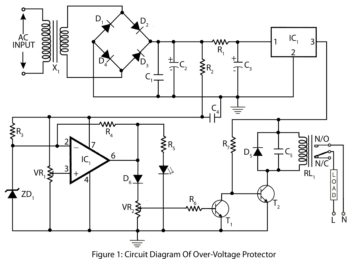 Over Voltage Protector