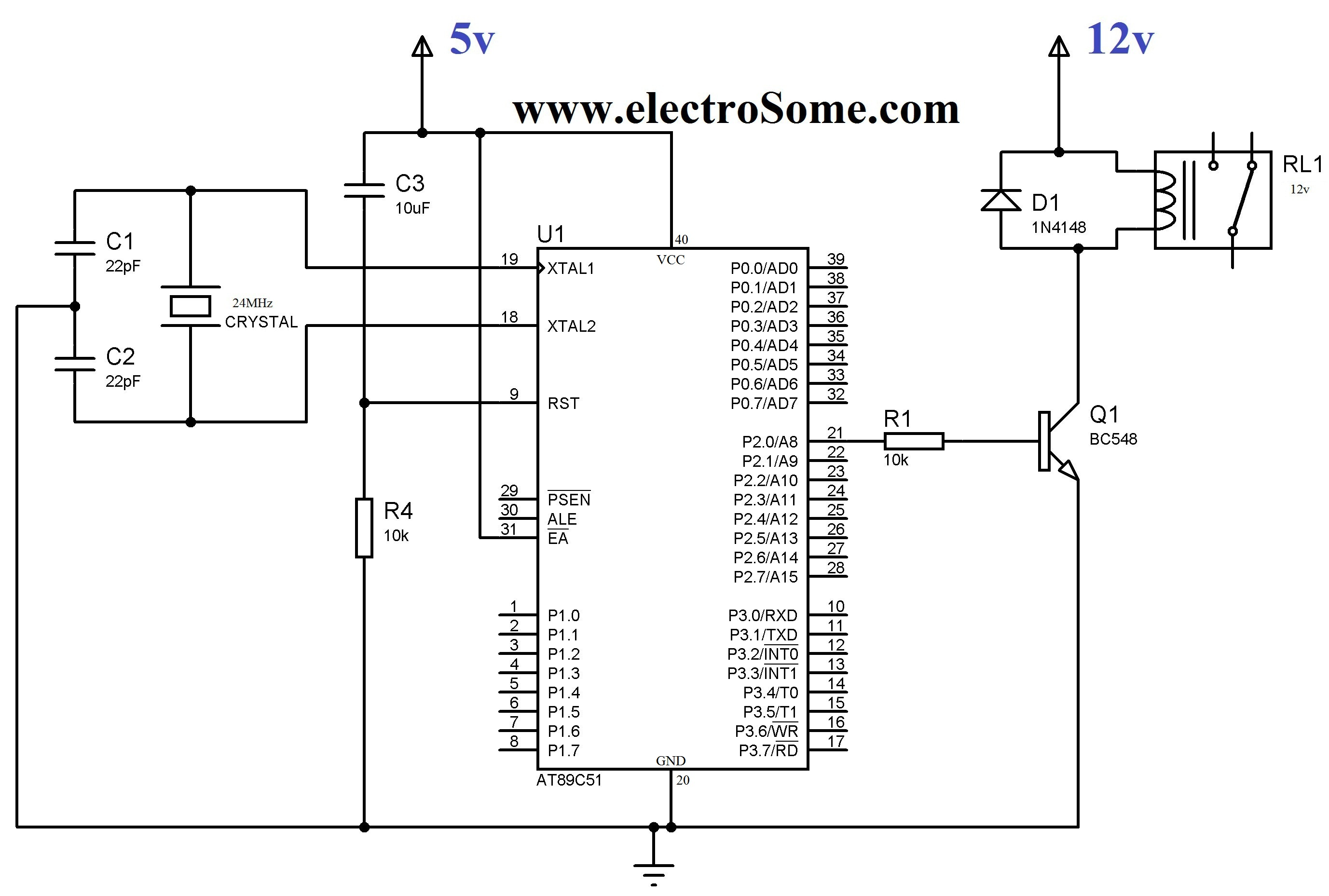 Relay Circuit Page 4 Automation Circuits Next