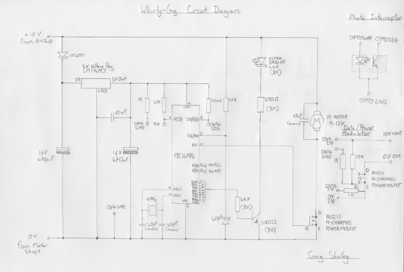 Logitech Z523 Wiring Diagram