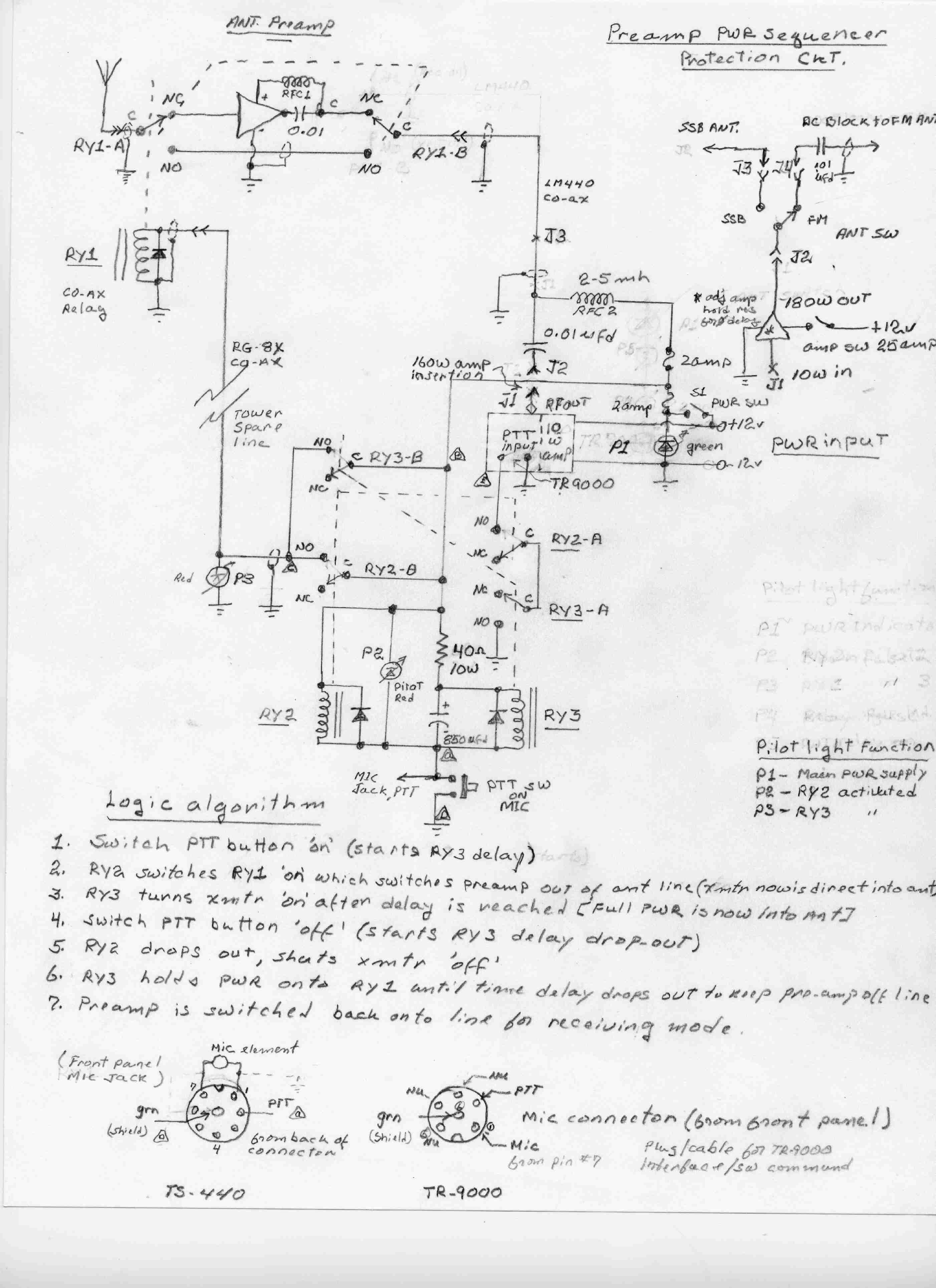 Audio Preamplifiers Circuits Page 10 Audio Circuits