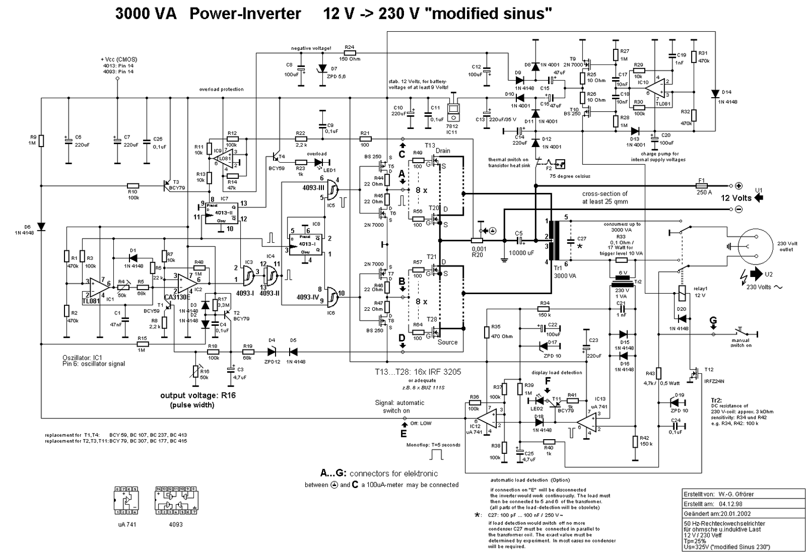 Inverter Circuit Page 11 Power Supply Circuits Next