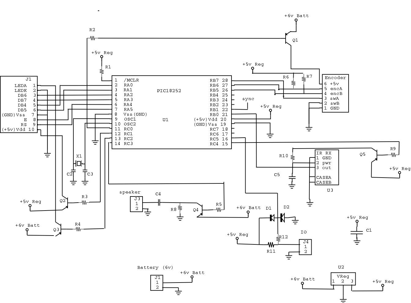 Gt Circuits Gt 555 Metal Detector L