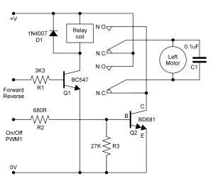 robotic circuit : Automation Circuits :: Nextgr