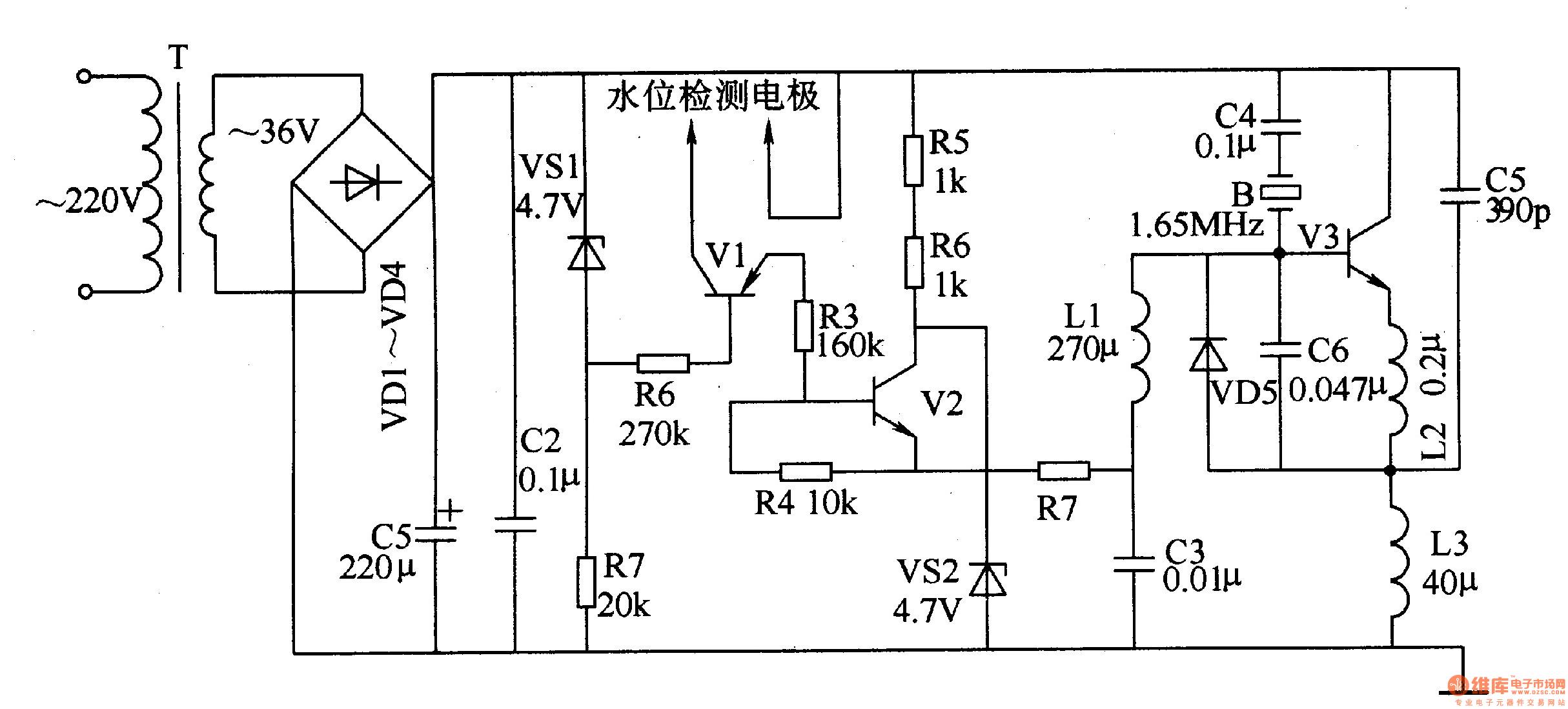 Gt Circuits Gt Ultrasonic Atomizer 1 L