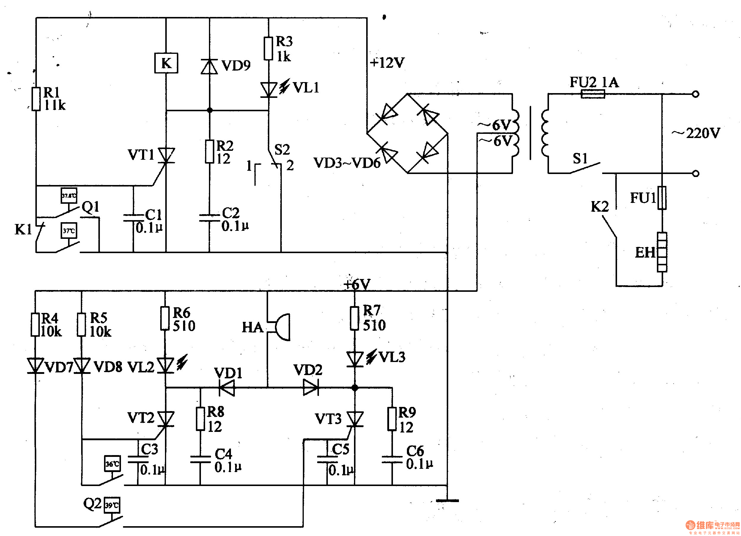 Gqf Incubator Thermostat Wiring Diagram