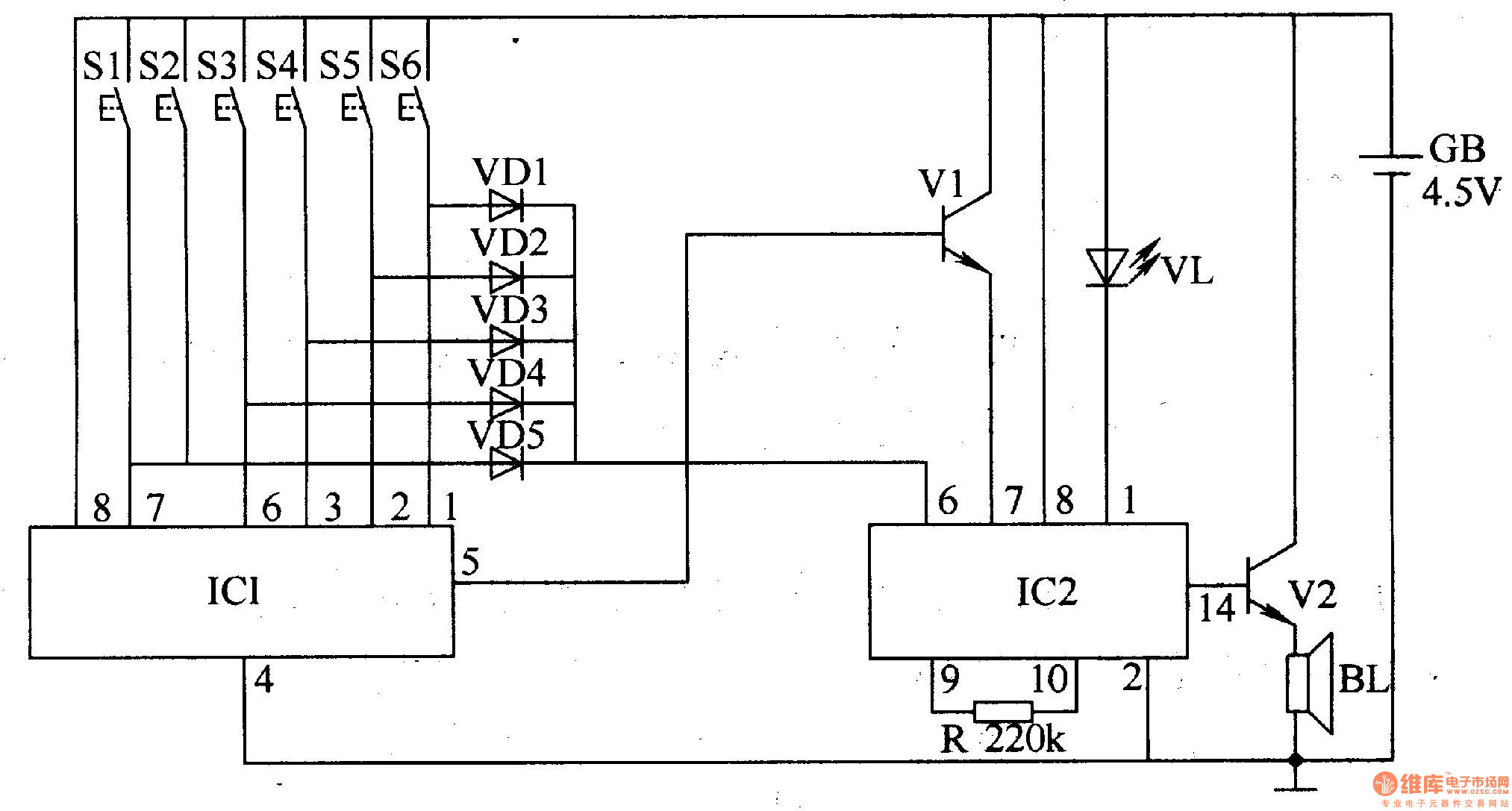 Doorbell Circuit Page 3 Other Circuits Next