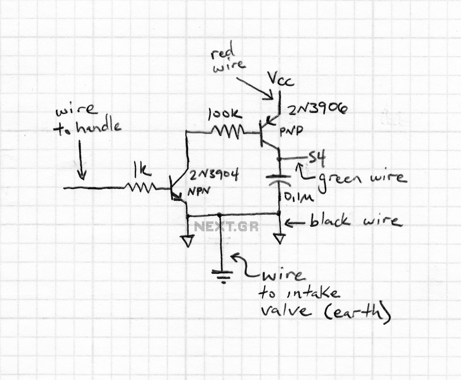 Counter Circuit Page 10 Meter Counter Circuits Next