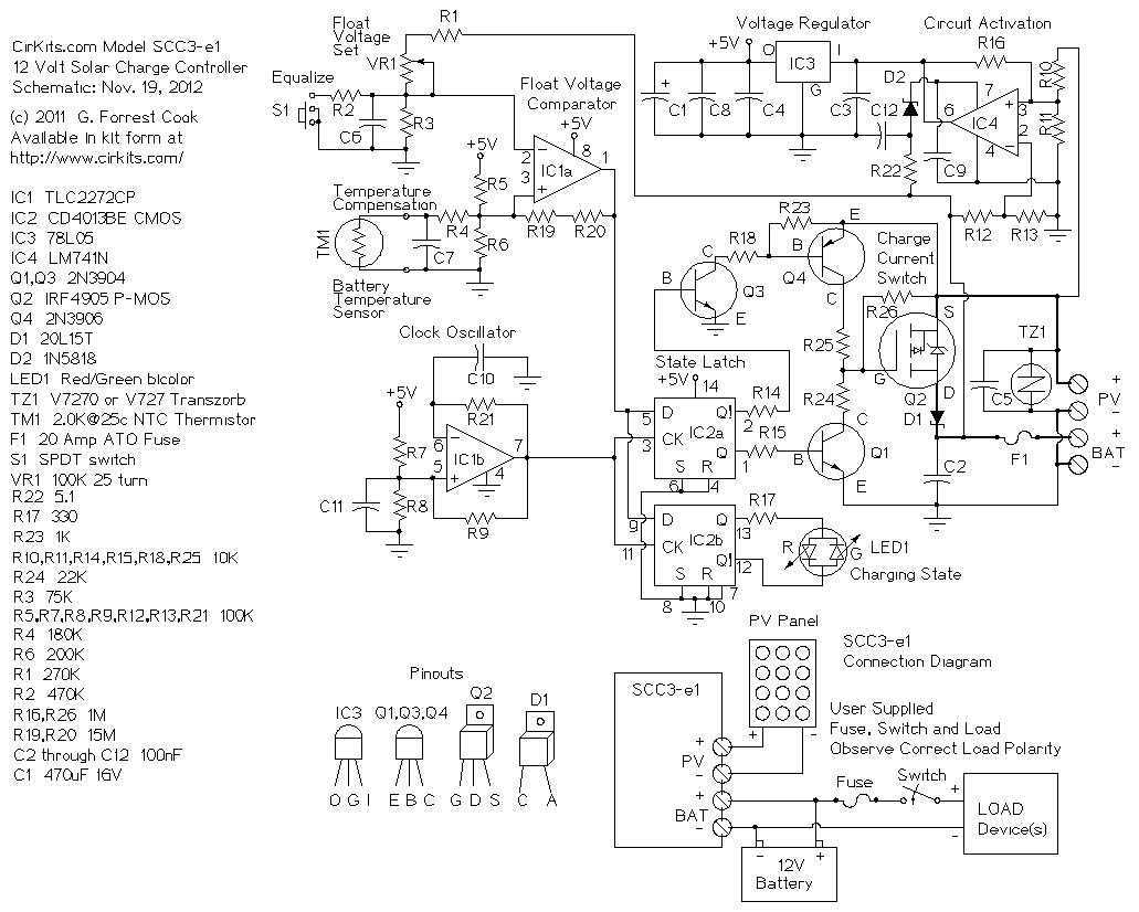 12 Vdc 5 Amp Power Supply
