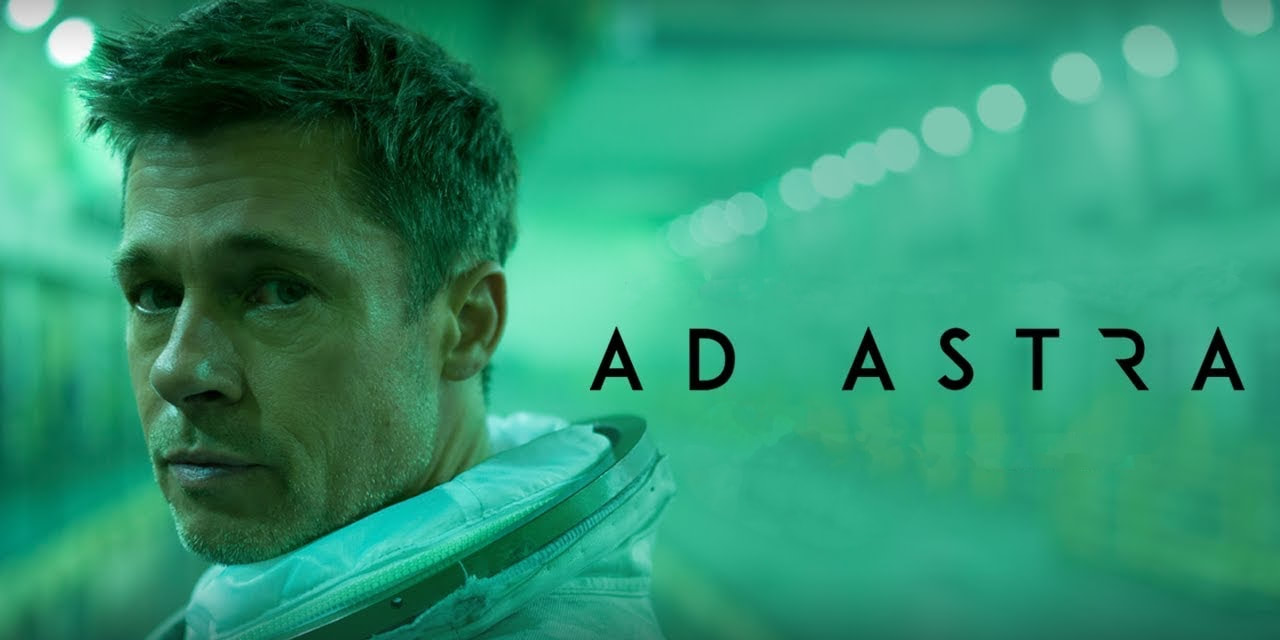 Image result for Ad astra poster