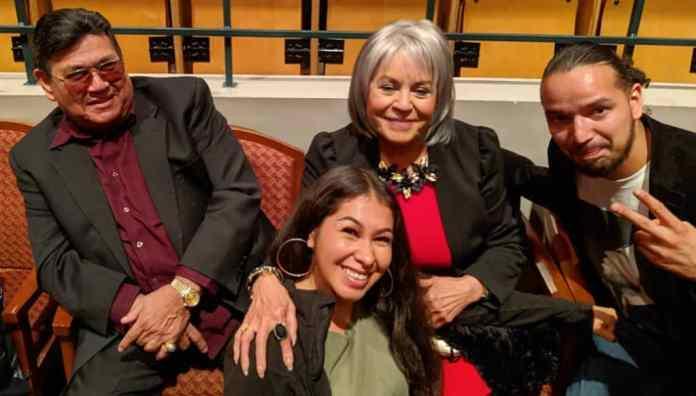 Marcella Samora's Family