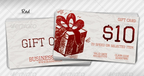 The Art Of Design 16 Gift Certificates