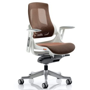 Zure Executive Chair Mandarin Mesh With Arms