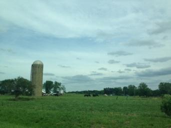 Days 4-5: Kansas, Missouri, Illinois & Indiana