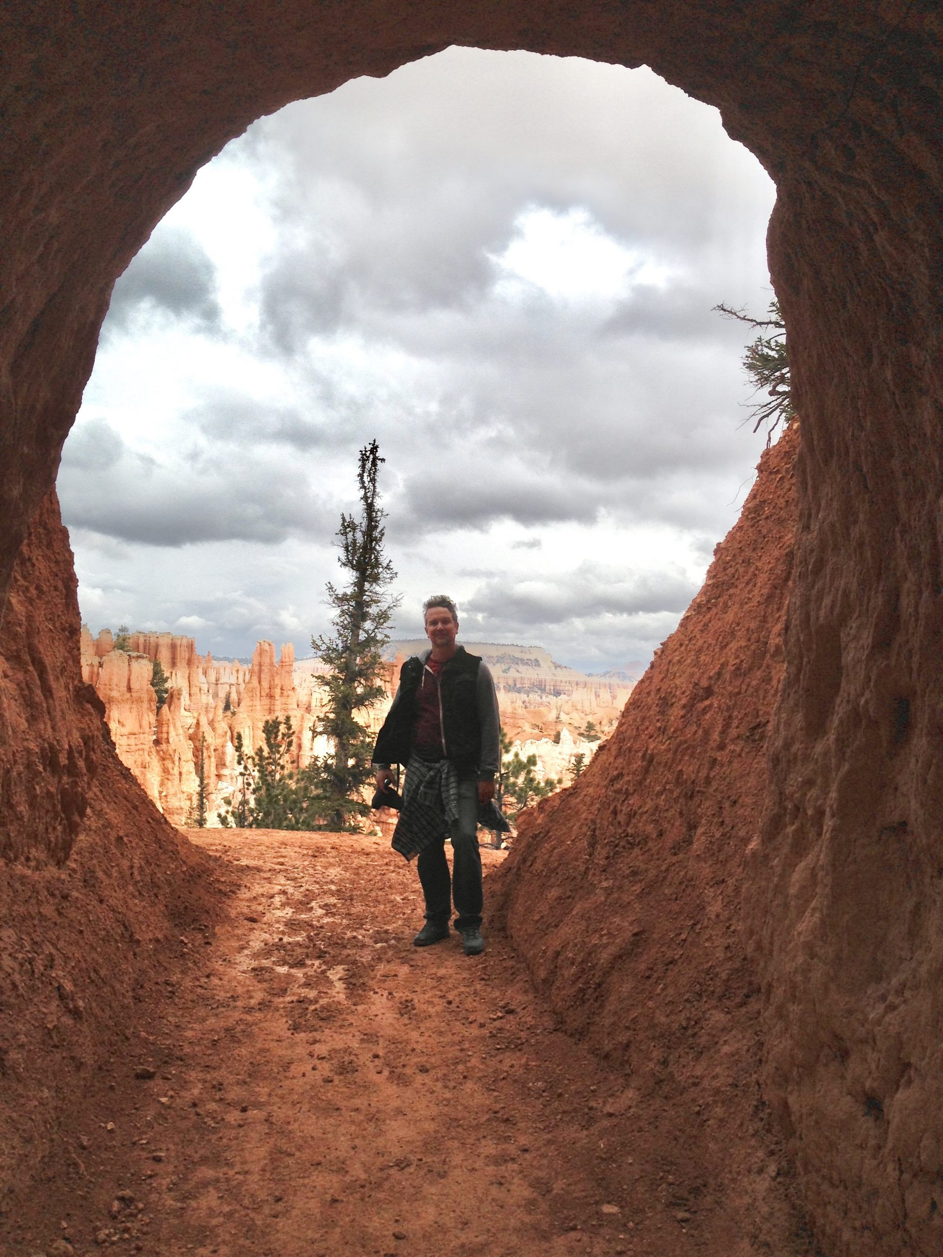 Figure 8 Trail in Bryce Canyon National Park on Utah National Parks Road Trip
