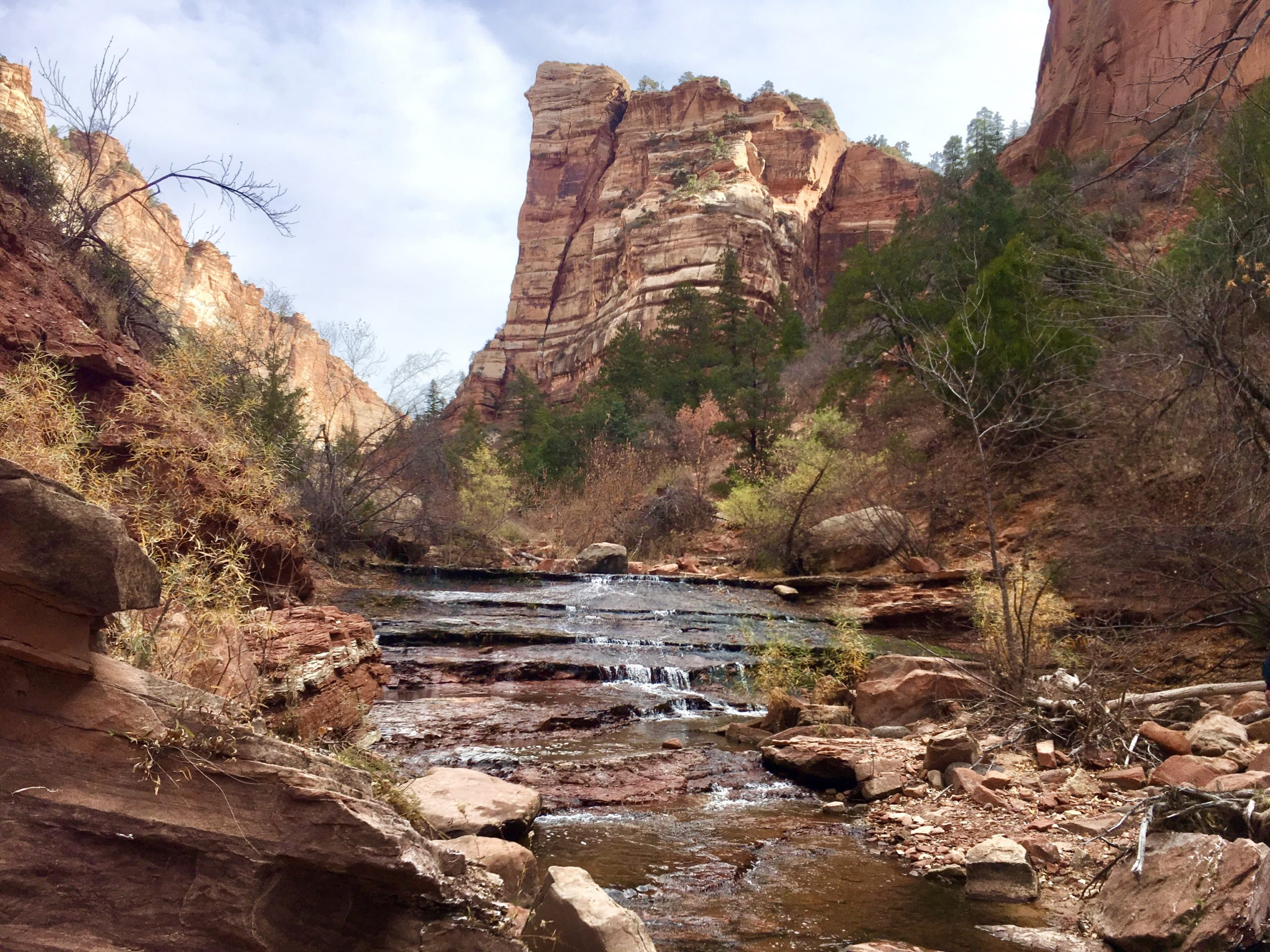 The Subway Hike at Zion National Park