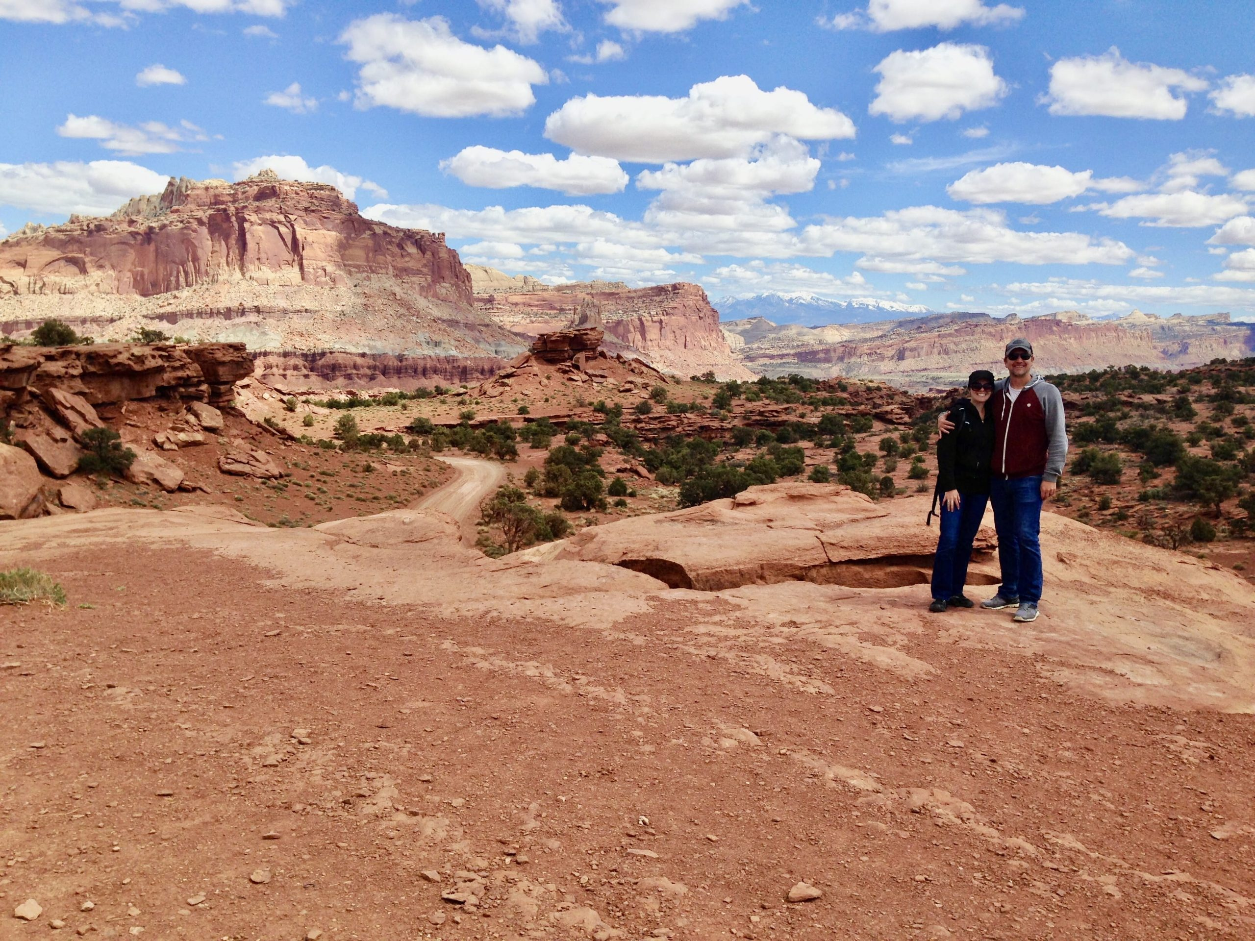 Visiting Capitol Reef National Park on a Utah National Parks Road Trip