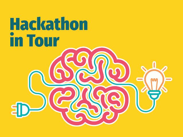 Hackathon in tour – le tappe nazionali 2018