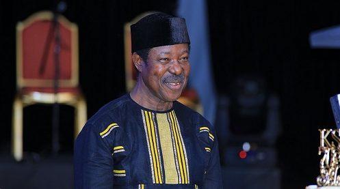 Chief Sunny Ade-Nigerian Music