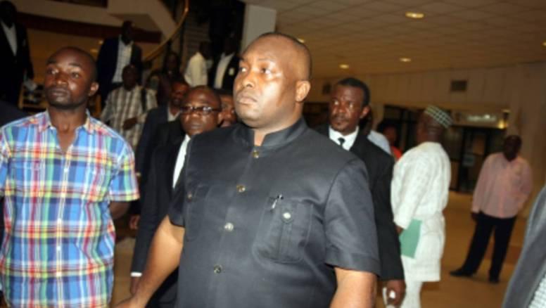 BREAKING: Alleged N11 bn petroleum scam: Ifeanyi Uba released