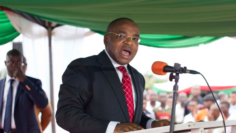 Gov. Emmanuel solicits participation of christians in governance