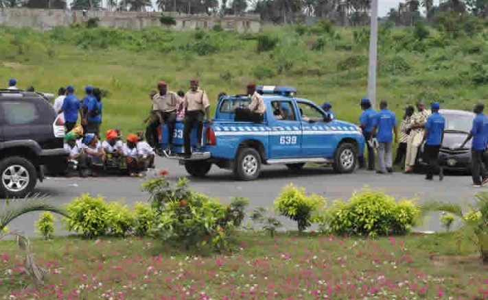 Leaked video: FRSC absolves officials of blame