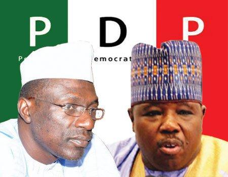 BREAKING: Supreme Court declares Makarfi chairman of PDP, sacks Sheriff